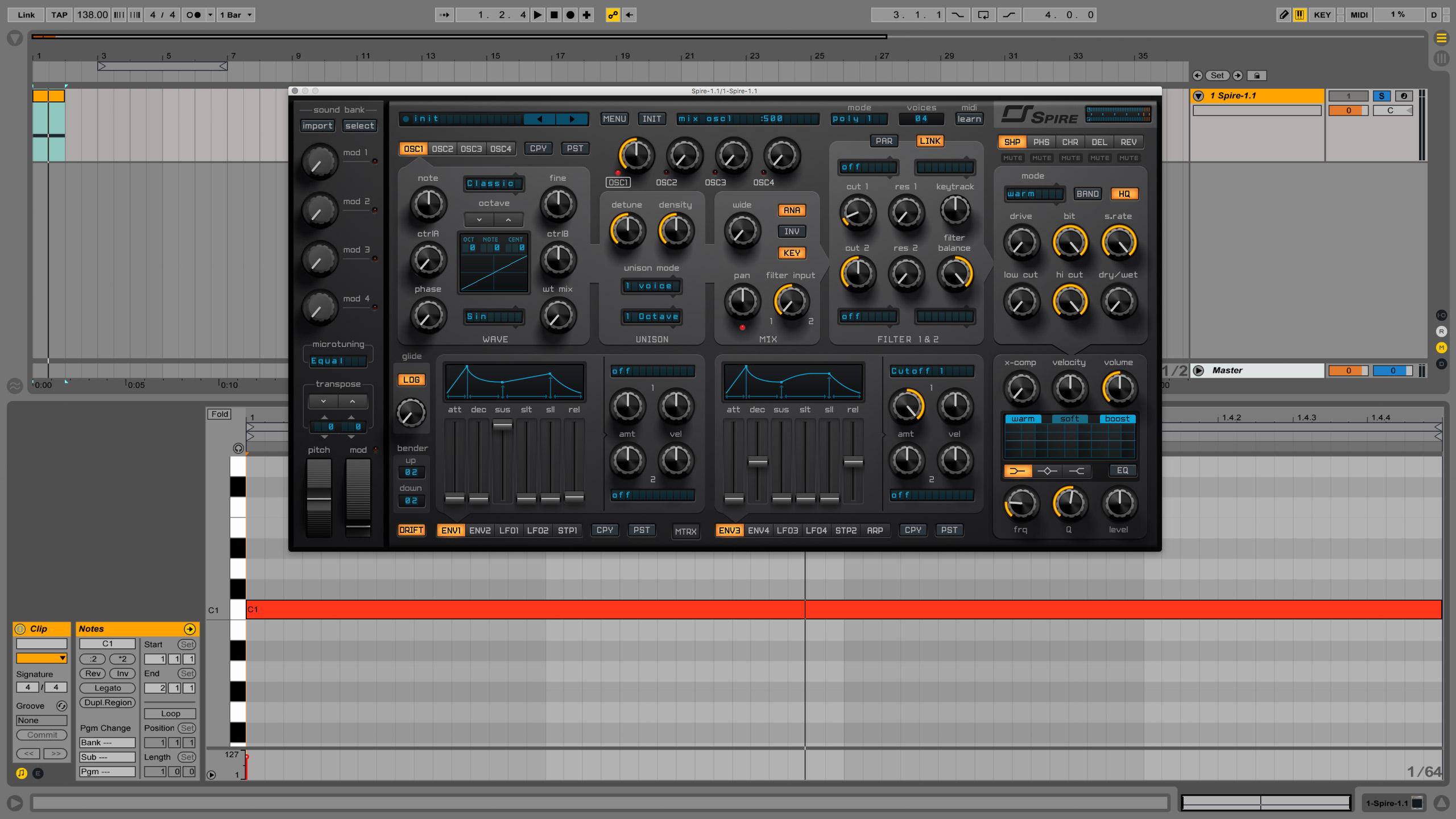 Daniel Lesden Blog: Sound design